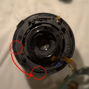 DIY repair: Tamron 18-270mm Di II VC