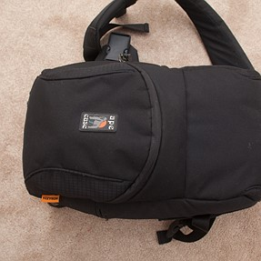 Quick run down of the Ape Case slingshot bag ACPRO1700