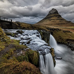 Iceland in Fall with the D810