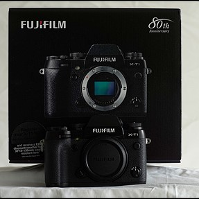 Fuji Xt1 kit