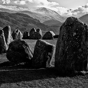 Castlerigg Stone Circle The English Lake District