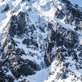Chamonix, France - l'Aiguille du Midi/Mont Blanc (warning! lots of pix of mountains!)