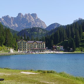 Italian Dolomites and the G5