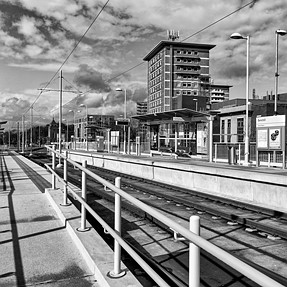 Tramlines Redux -First Attempt at using Silver FX
