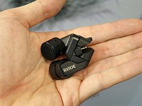 Rode i-XY records high-quality sound on your iOS device