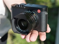 Das ist Gut: Hands-on with the Leica Q