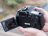 Newly enthused: hands on with the Canon EOS 80D