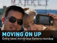 Entry-Level Mirrorless Camera Roundup (2014)