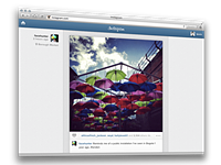 Like: Instagram boosts web features