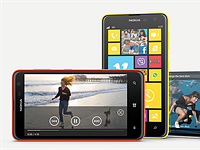 Nokia announces the 4.7-inch, 5-megapixel Lumia 625