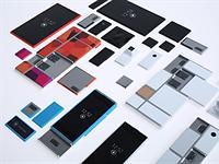 Motorola's Ara imagines customizable smartphones with replaceable parts