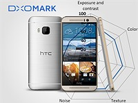 DxOMark Mobile Report on HTC One M9