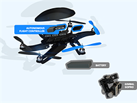 HEXO+ brings subject tracking to drones