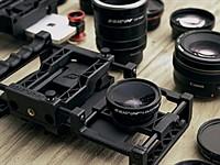 Beastgrip Pro is a customizable smartphone camera rig