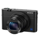 Sony RX100 IV compact records 4K video, uses a stacked sensor