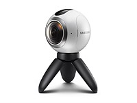 Samsung Gear 360 camera costs $350 in US with limited availability at VidCon