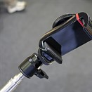 Fotopro high-end selfie-stick features built-in controls