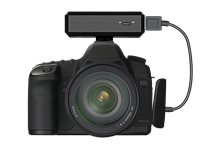 CamFi is an alternative wireless controller for your Nikon or Canon DSLR