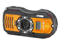 Ricoh WG-5 GPS updates rugged series