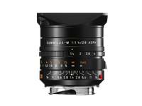 Leica introduces its first ever F1.4 aperture 28mm lens for the M system