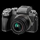 Panasonic Lumix DMC-G7 offers 4K video