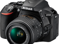 Nikon D5300 and D5500 firmware 1.01 adds support for AF-P DX 18-55mm F3.5-5.6 lenses
