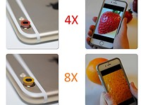 Macro stick-on lens brings close-up capability to smartphones