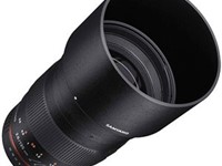 Samyang launches 135mm f/2.2 lens for stills and video