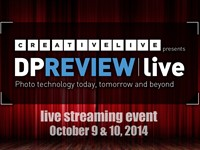 Tune in to DPReview Live this Thursday and Friday