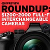 2016 Roundup: $1200-2000 ILCs part 2: Full-Frame