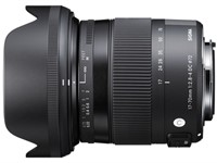 Sigma promises firmware fix for Pentax mount 17-70mm f/2.8-4 lens