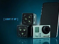 Lume Cube is a high-power external light source for your smartphone
