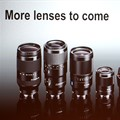 Sony shows off upcoming full-frame lenses at Photokina