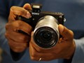 Just Posted: Sony NEX-F3 hands-on preview