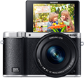 Samsung announces NX3000 mirrorless camera
