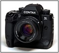 Contax N Digital, 6mp Digital SLR