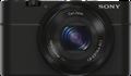 Sony announces Cyber-shot DSC-RX100 large sensor enthusiast compact
