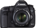 Canon issues EOS 5D Mark III firmware v1.1.3, adding 40mm F2.8 support