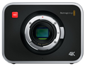 Blackmagic Design announces Super-35 4K camera with global shutter