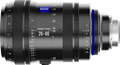 Carl Zeiss presents CZ.2 28-80mm T2.9 cinema zoom lens