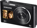 Samsung announces DV300F Wi-Fi-connected 'dual-view' camera