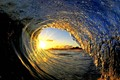Surf's Up: Clark Little's incredible wave photography