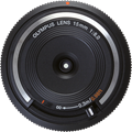 Olympus Body Cap Lens 15mm F8 review