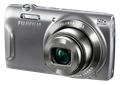 Fujifilm unveils FinePix T550 and T500 CCD compact superzooms