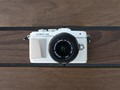 Self portrait: Olympus PEN E-PL7 First Impressions Review