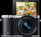Samsung announces NX3000 mirrorless camera