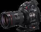 Canon announces EOS C100 professional video camera