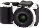 Just Posted: Pentax K-01 Hands-on Preview