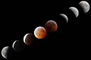 Blood moon eclipse: Night of April 14-15
