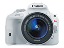 Canon USA brings white EOS Rebel SL1 to America